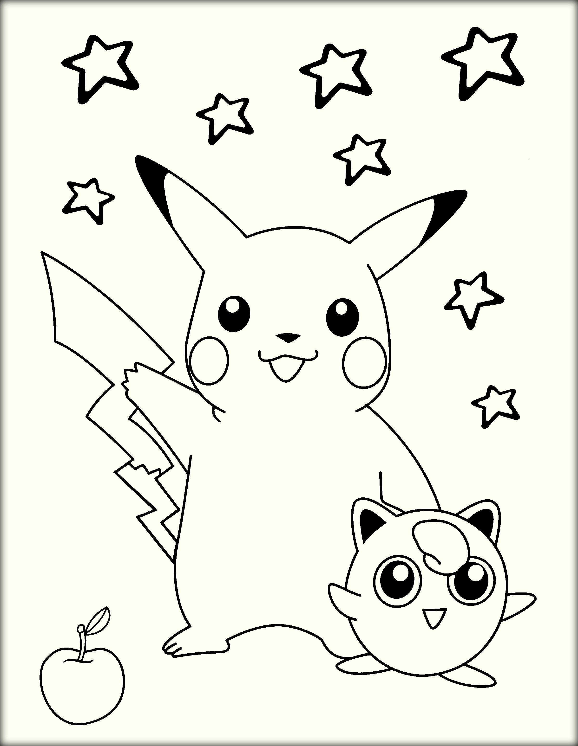 Pokemon Coloring Pages Snorlax At Getcolorings