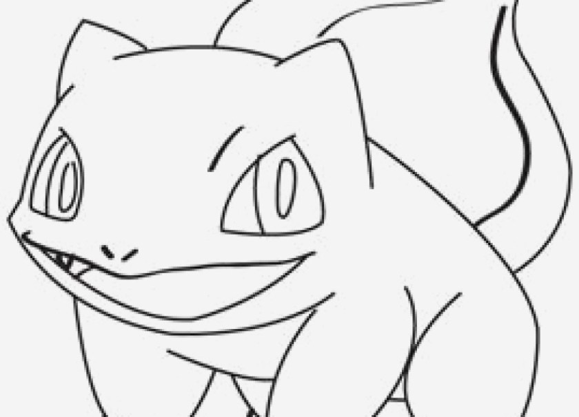 pokemon ivysaur coloring pages at getcolorings  free