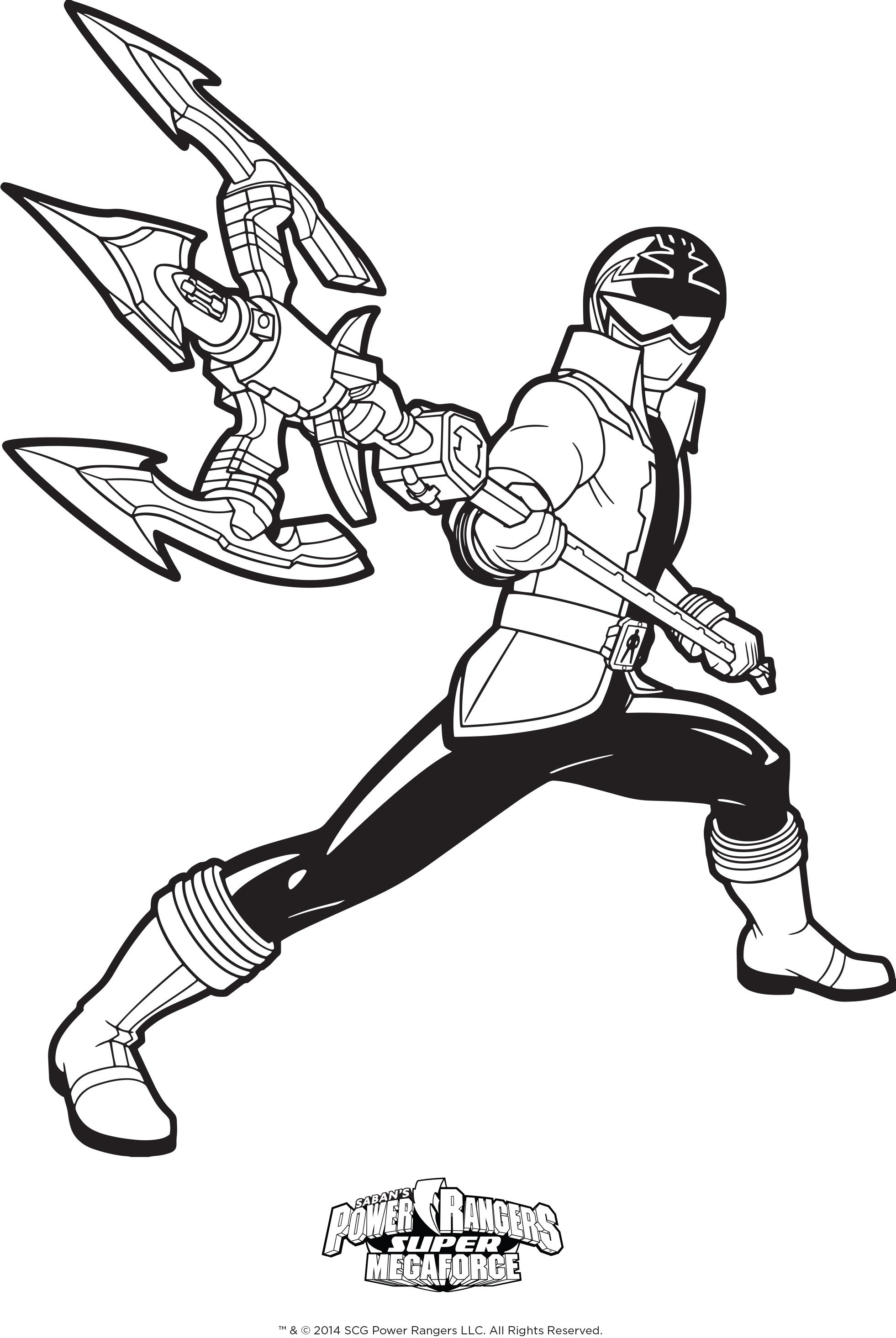 Power Ranger Mask Coloring Pages At Getcolorings