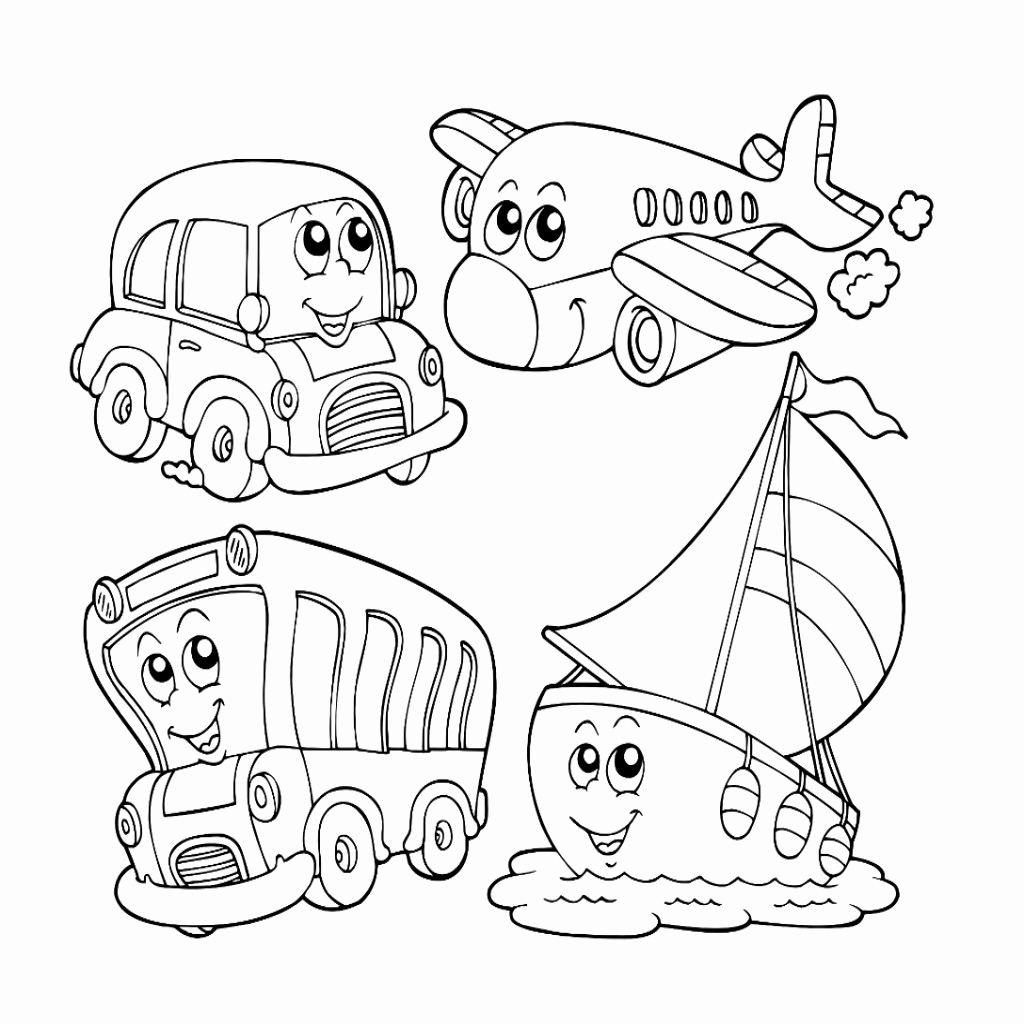 Pre K Graduation Coloring Pages At Getcolorings