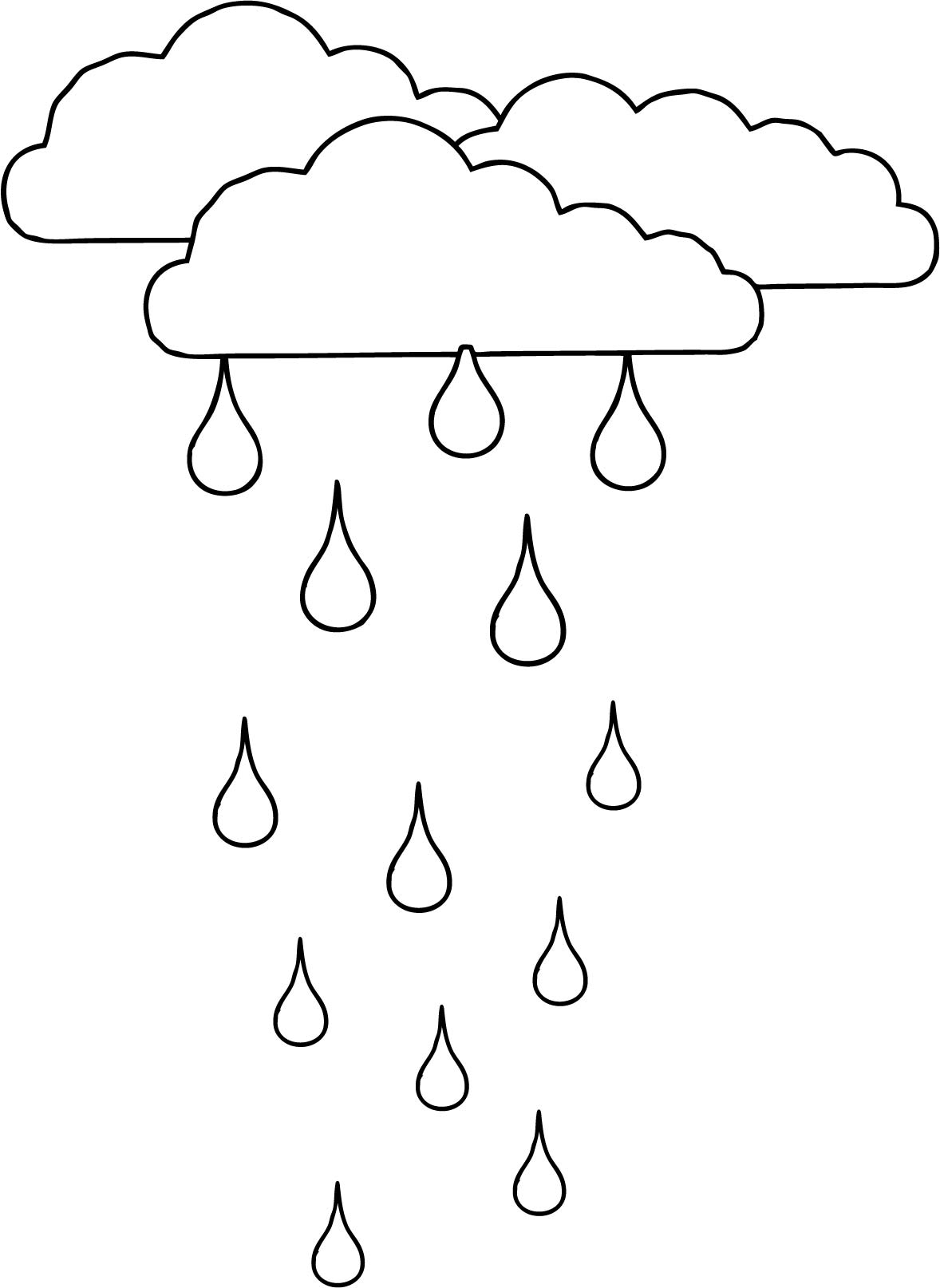 Rain Boots Coloring Page At Getcolorings