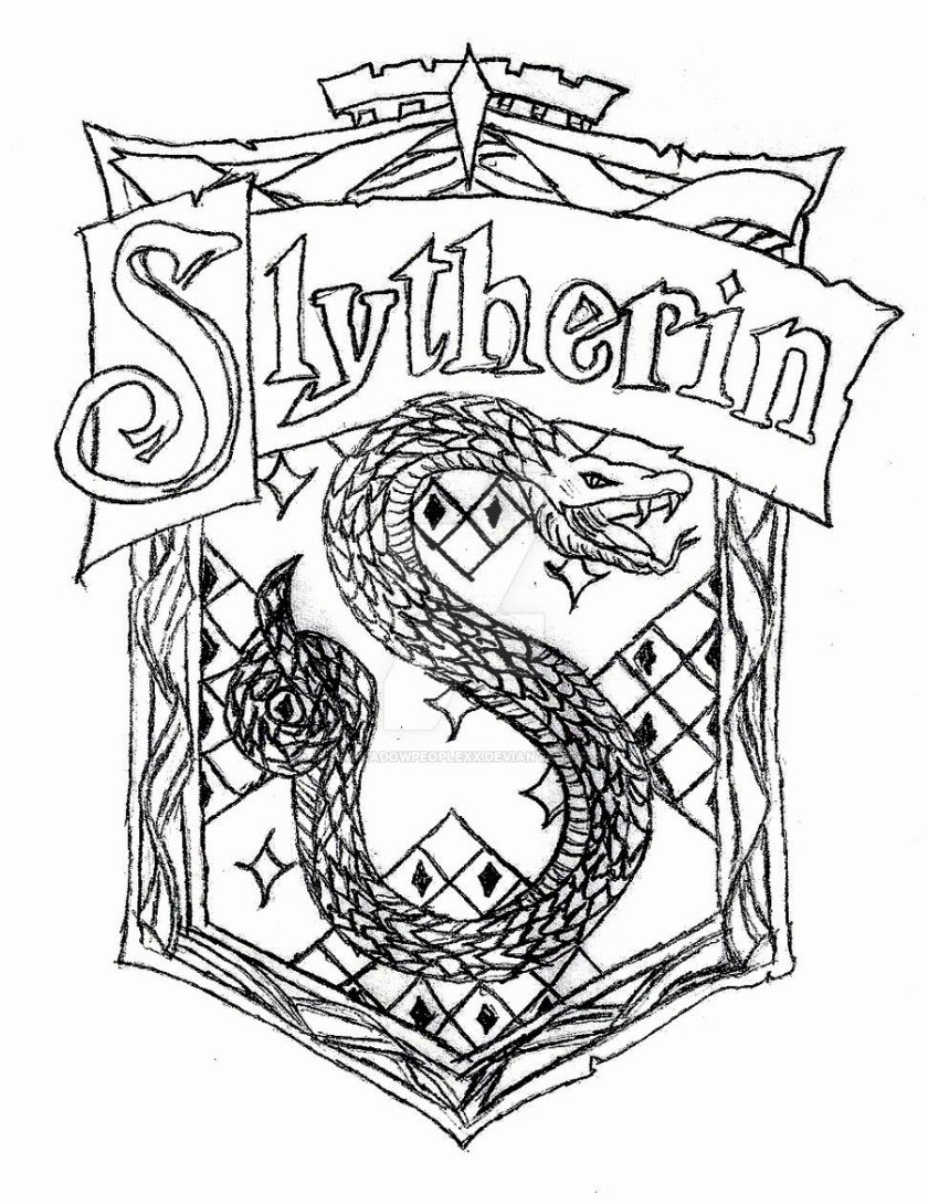ravenclaw crest coloring pages at getcolorings  free