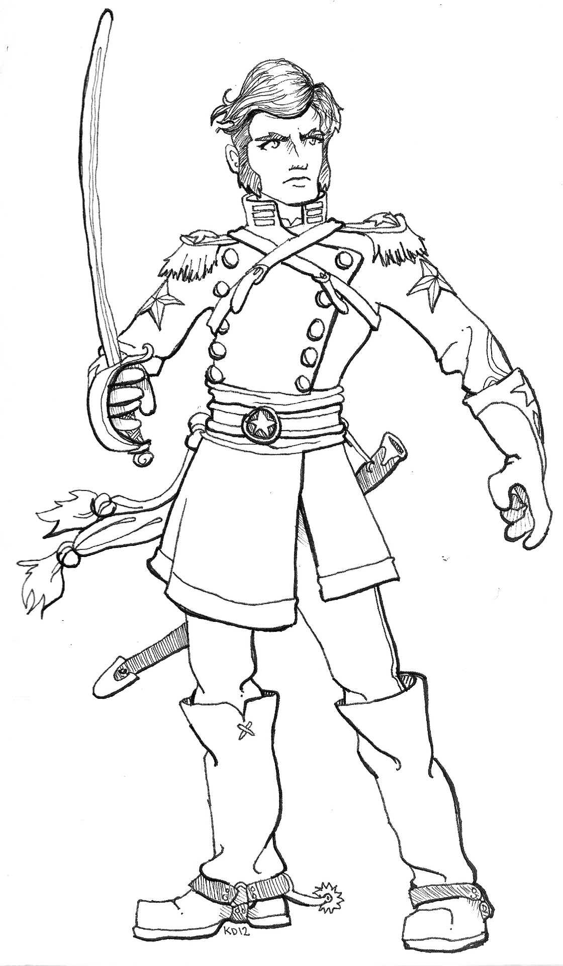 Revolutionary War Coloring Pages At Getcolorings