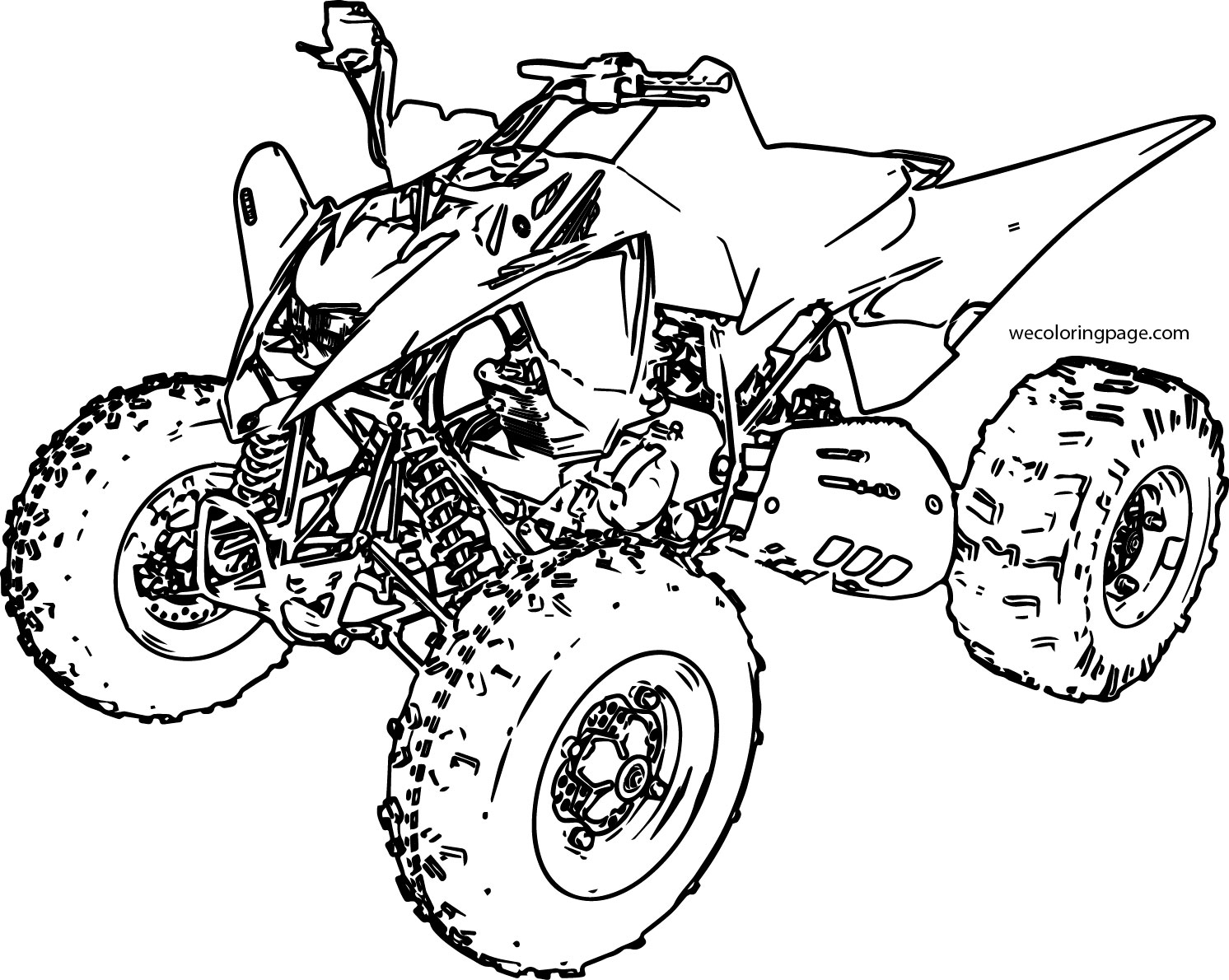 Rzr Coloring Pages At Getcolorings