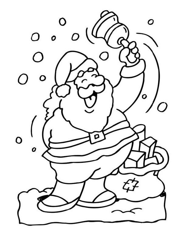 santa claus face coloring page at getcolorings  free