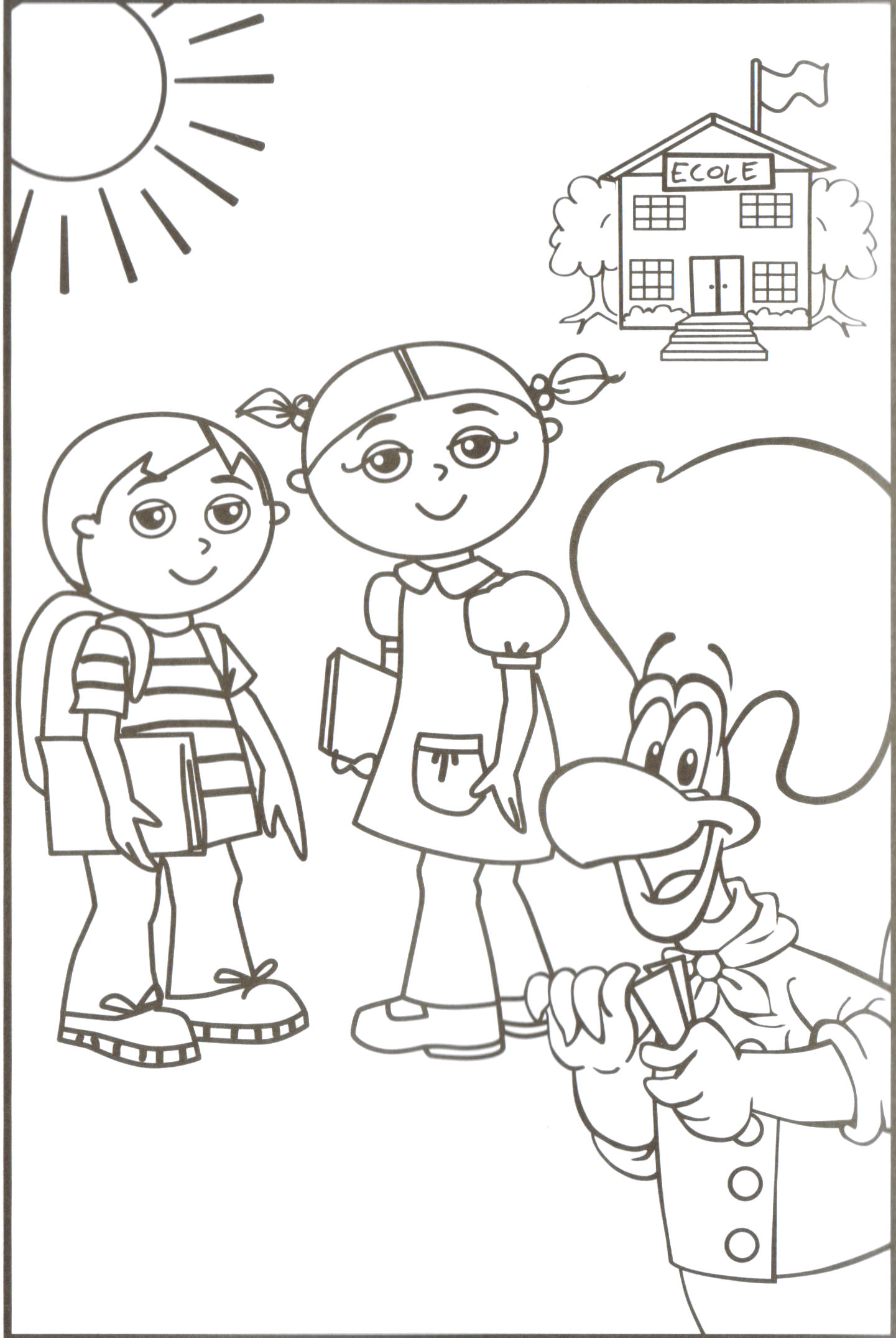 Say No To Drugs Coloring Pages At Getcolorings