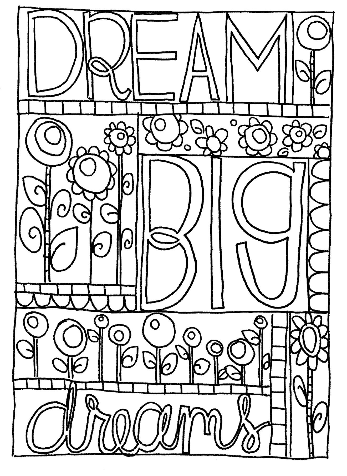 Sharpie Coloring Pages At Getcolorings