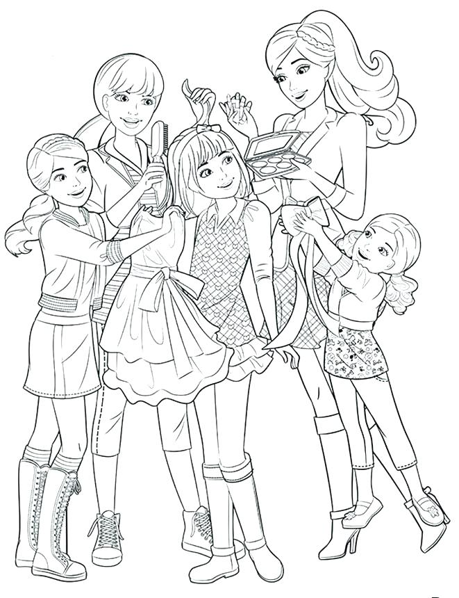 sister coloring page at getcolorings  free printable