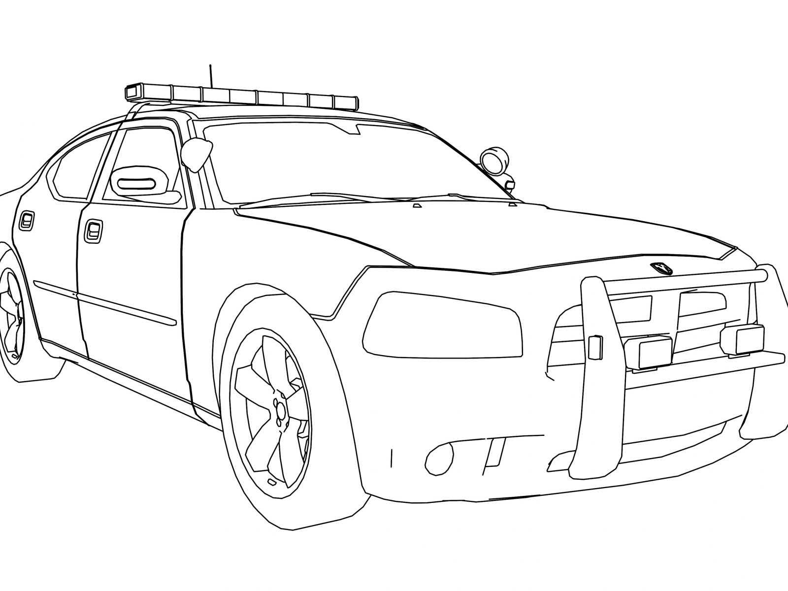 Suv Coloring Pages At Getcolorings