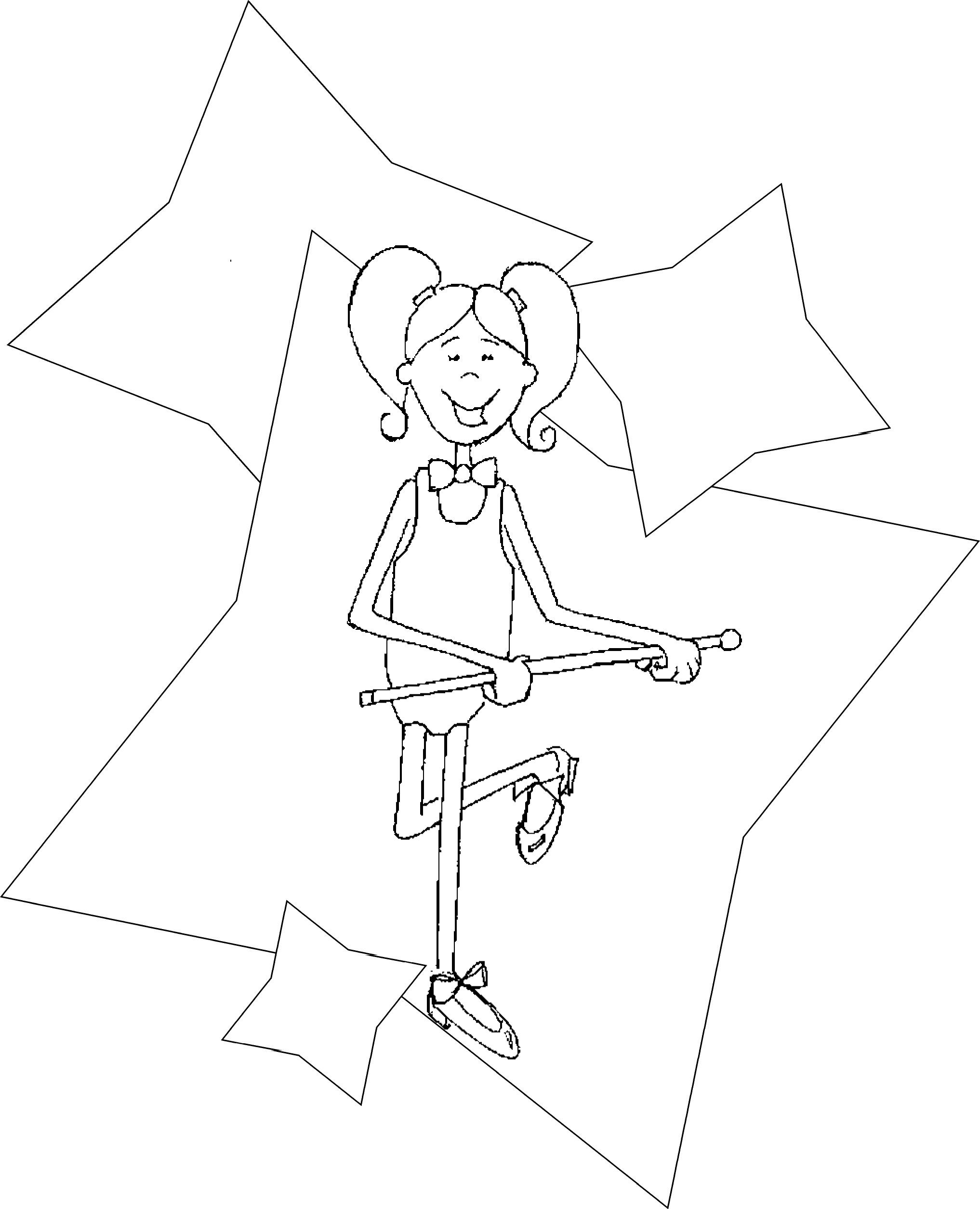 Tap Dance Coloring Pages At Getcolorings