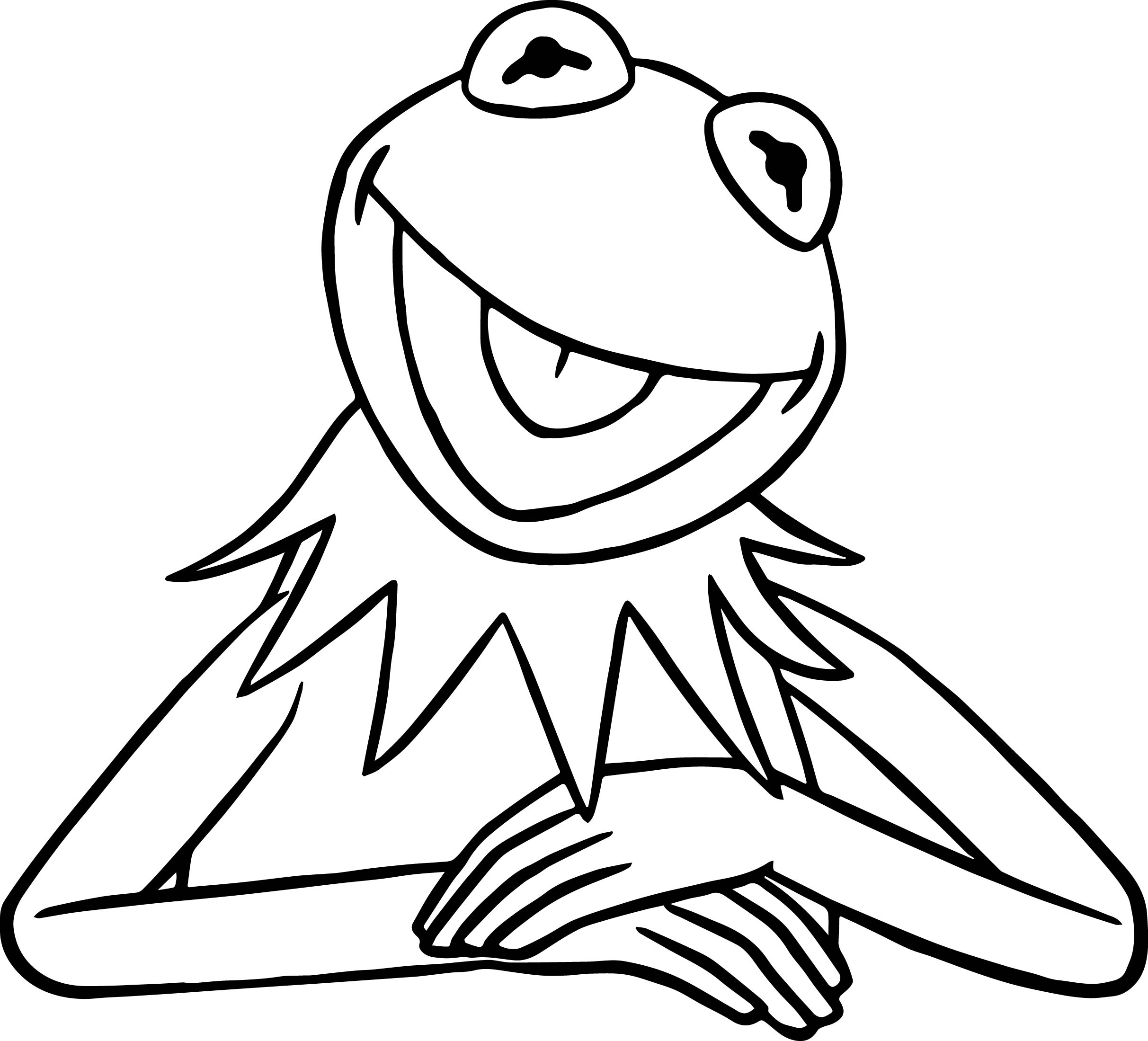 The Muppets Coloring Pages At Getcolorings