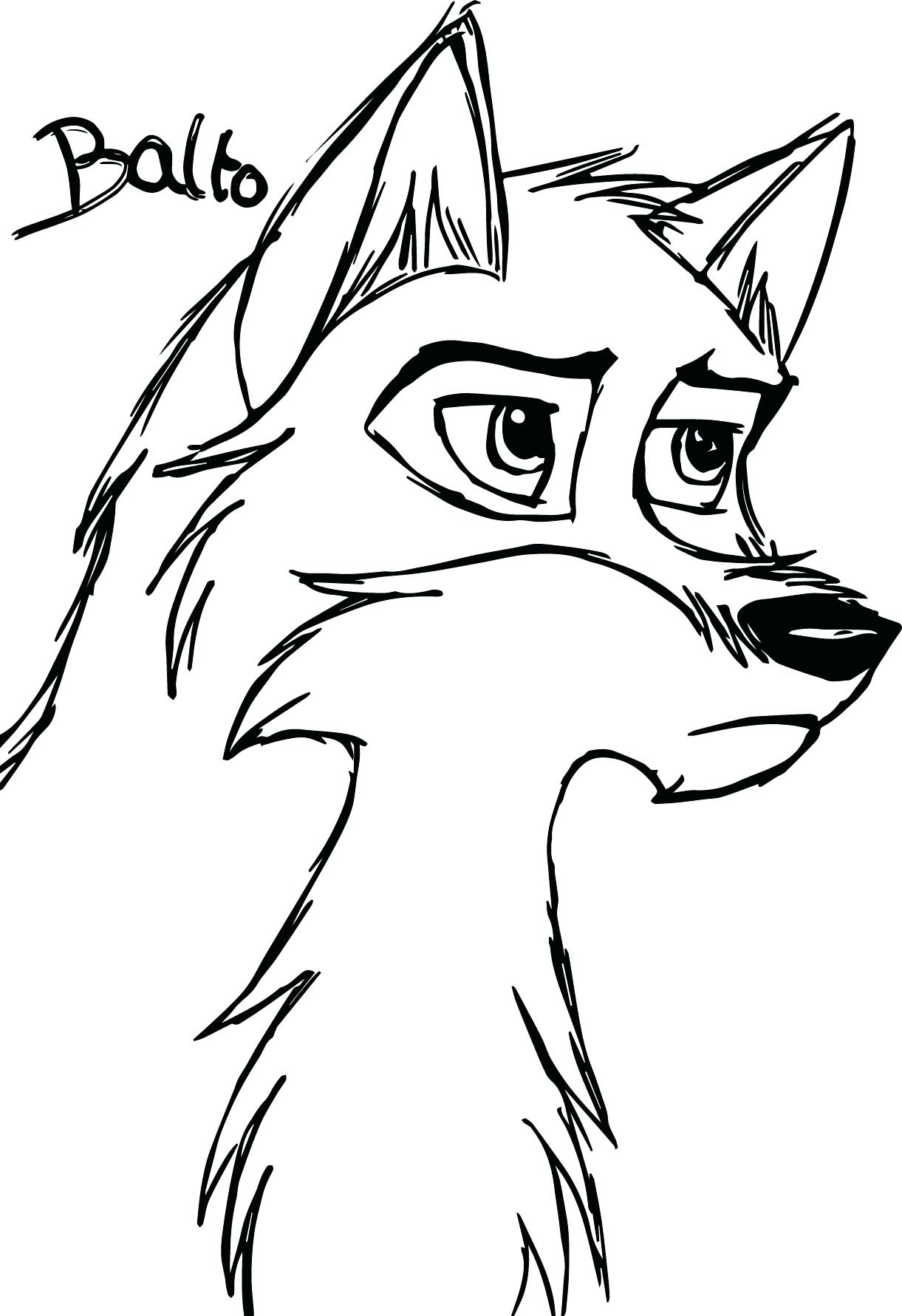 Tribal Wolf Coloring Pages At Getcolorings