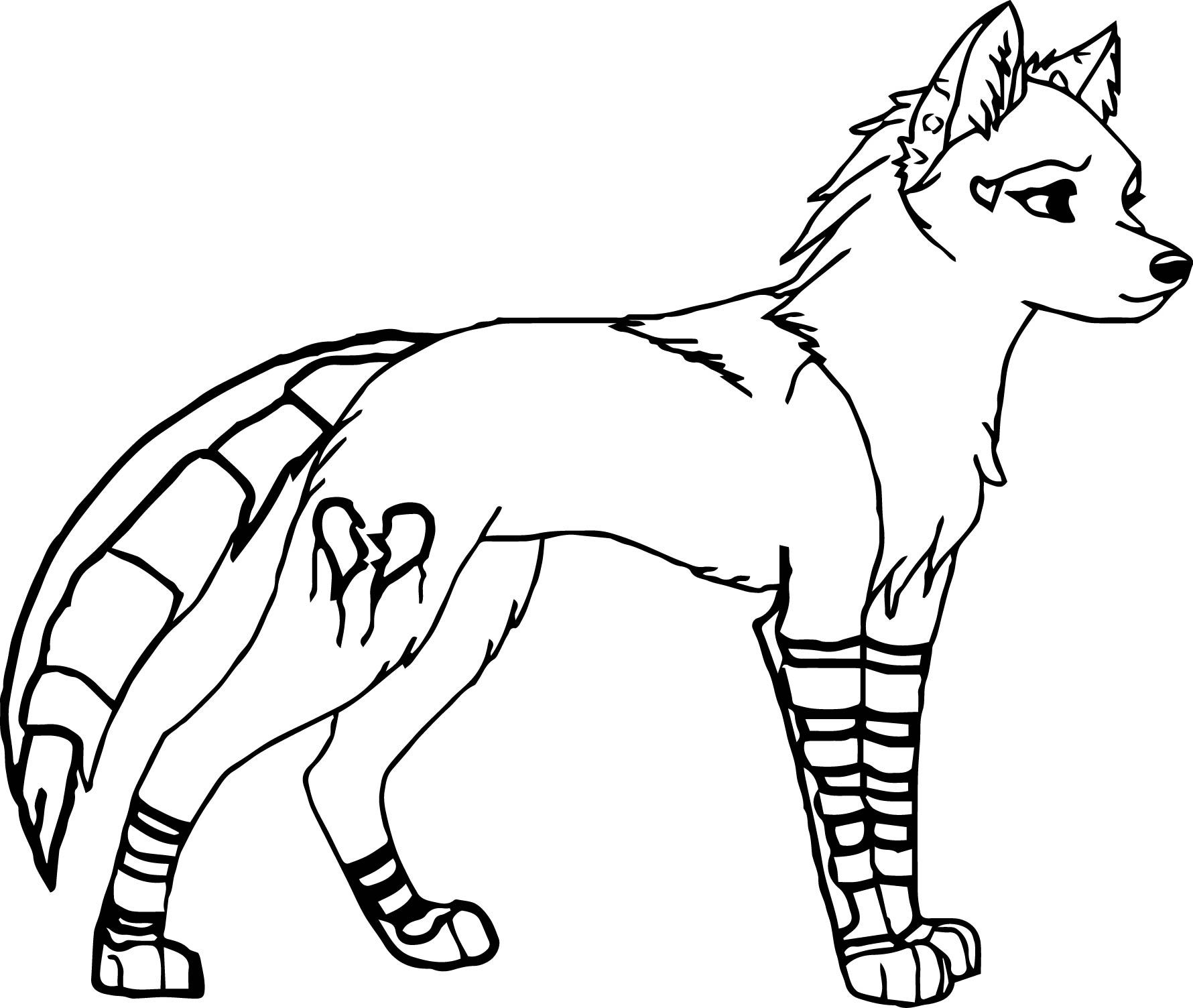 Wolf Coloring Pages For Kids At Getcolorings