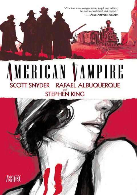 American Vampire Vol 001 – 005 Free Download