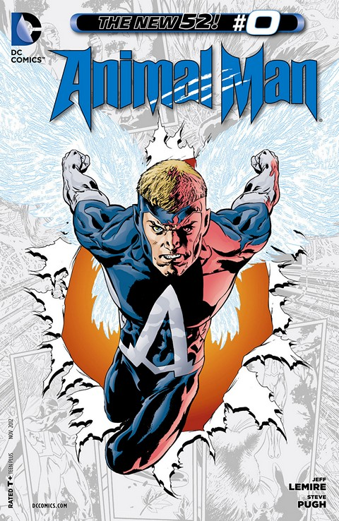 Animal Man 000 – 029 Plus Annual Free Download