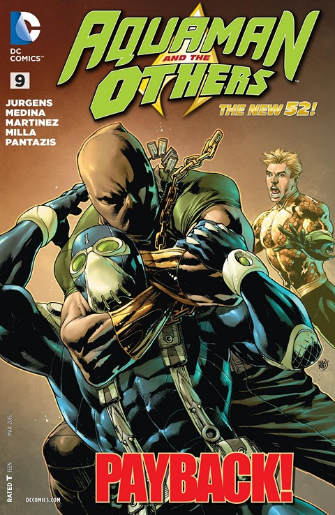 Aquaman and the Others #001-009 Free Download
