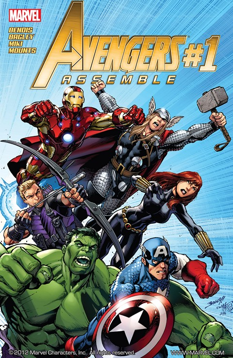 Avengers Assemble 001 – 025 Plus Annual Free Download