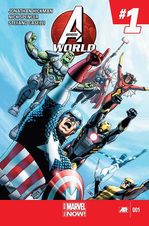 Avengers World 001 – 016 Free Download
