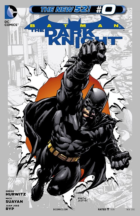 Batman – The Dark Knight 000 – 029 Plus Annual Free Download
