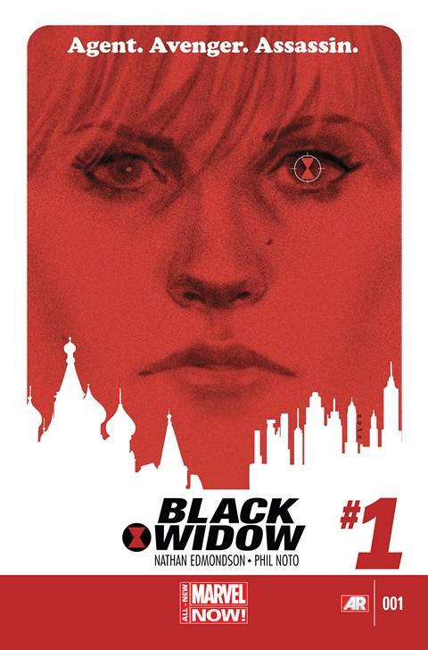Black Widow #1 – 13 (2014-2015)