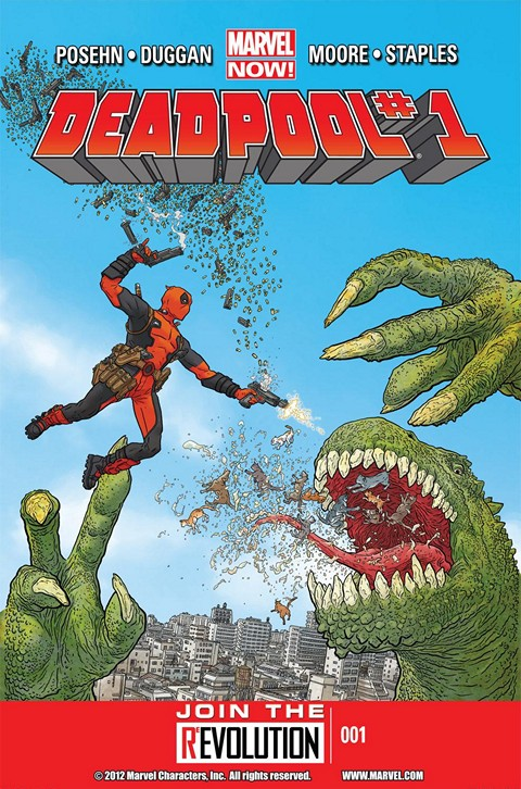 Deadpool 001 – 039 Plus Annual Free Download
