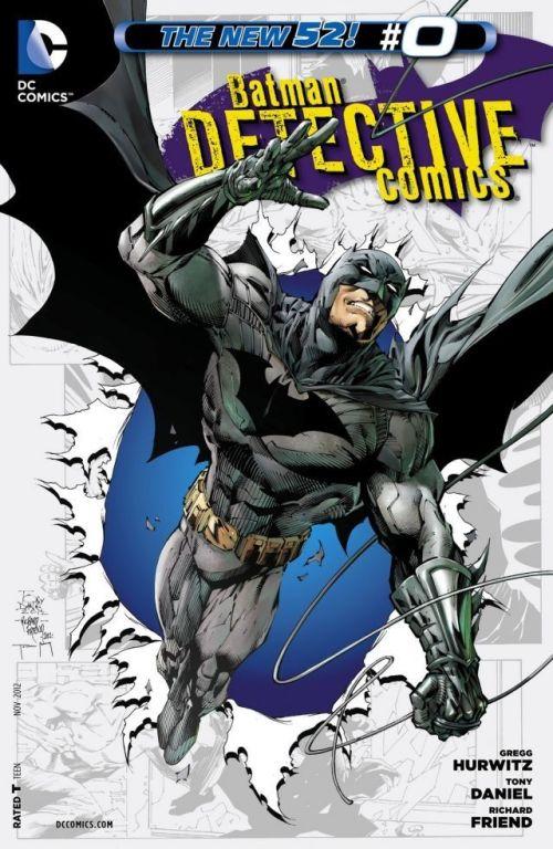 Detective Comics #0 – 50 + Annual