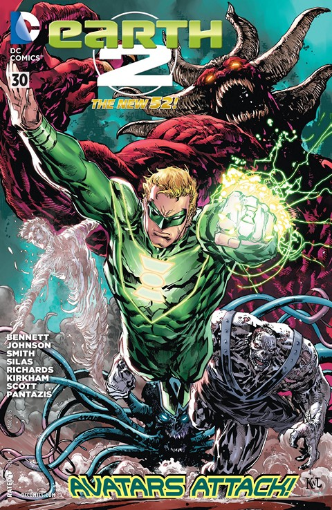 Earth 2 #030 Free Download