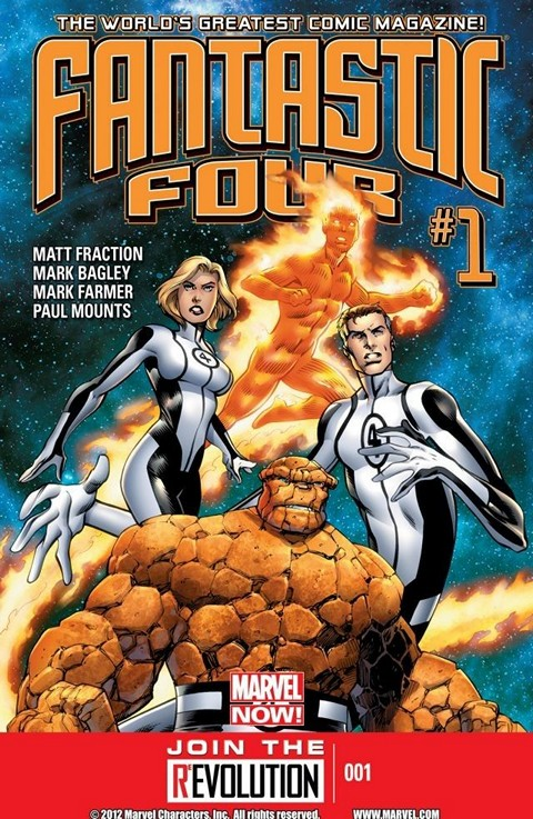 Fantastic Four 001 – 014 Plus Annual Free Download