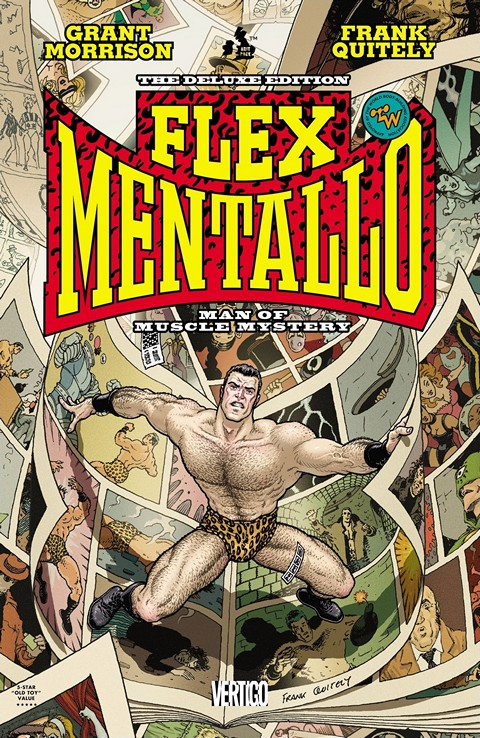 Flex Mentallo – Man of Muscle Mystery Free Download