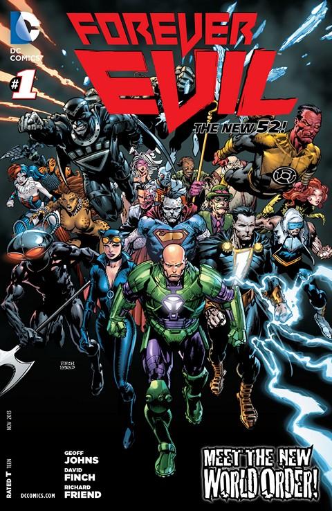Forever Evil #1 – 7 (2013-2014)