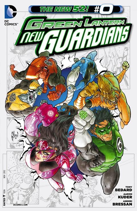 Green Lantern – New Guardians 000 – 37 Plus Annual Free Download