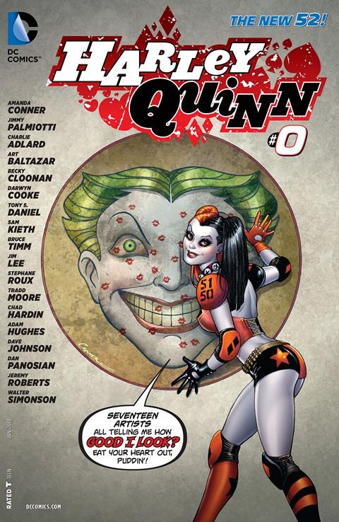 harley quinn 000 013 free download getcomics