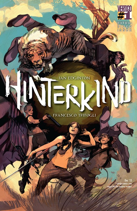 Hinterkind #1 – 15 (2013-2015)