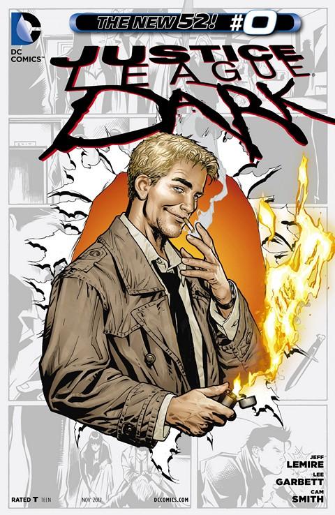Justice League Dark #0 – 37 + Annual (2012-2015)