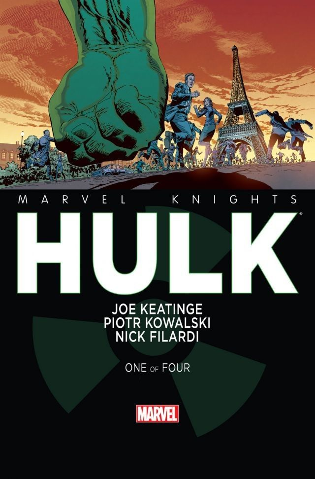 Marvel Knights – Hulk #1 – 4 (2014)