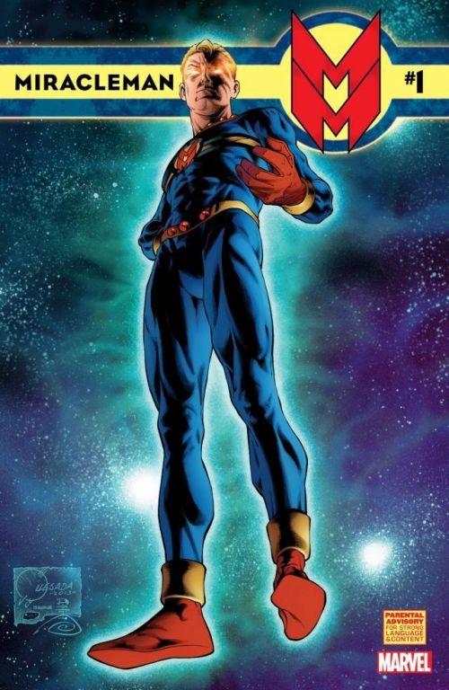Miracle Man #1 – 13 (2014)