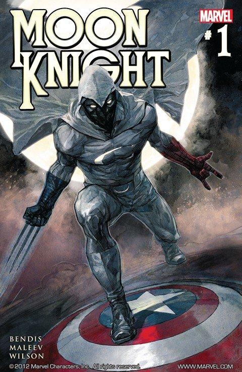 Moon Knight #1 – 12 (2011-2012)