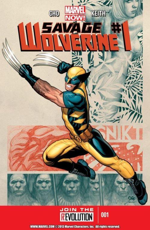 Savage Wolverine 001 – 023 Free Download