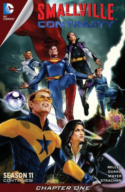 Smallville – Continuity #1 – 12 (2014)