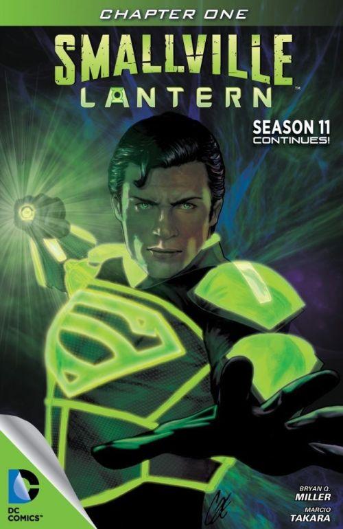 Smallville – Lantern #1 – 12 (2014)