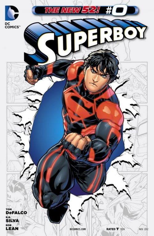 Superboy 000 – 034 Plus Annual Free Download