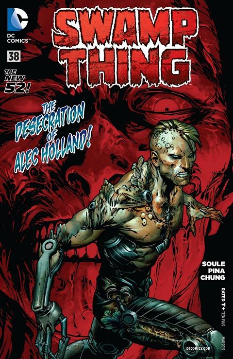 Swamp Thing #038 Free Download