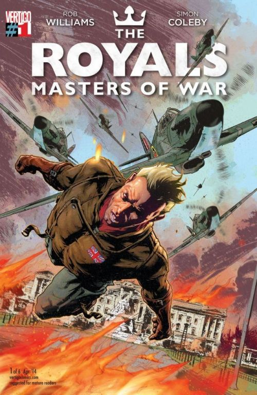 The Royals – Masters of War 001-006 Free Download