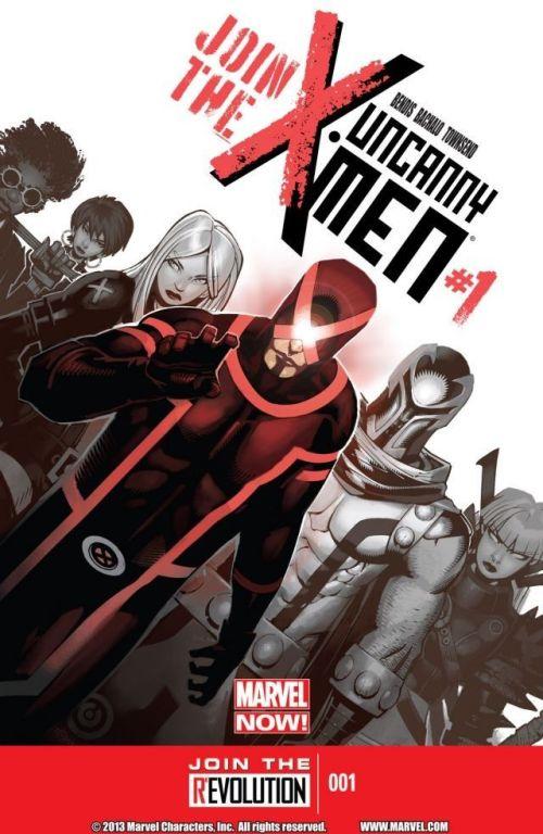 Uncanny X-Men #1 – 35 + 600 + TPBs (2013-2016)