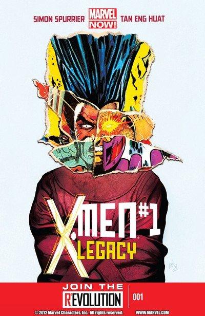 X-Men Legacy Vol. 2 #1 – 24 + 300 + TPBs (2012-2014)