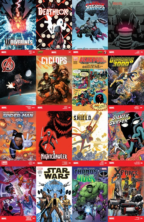 2015.01.14 Marvel NOW Free Download