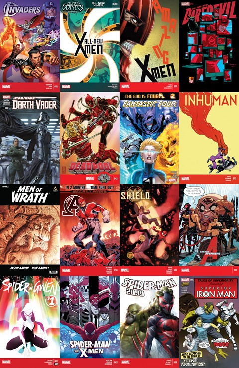 2015.02.25 Marvel NOW+ Free Download