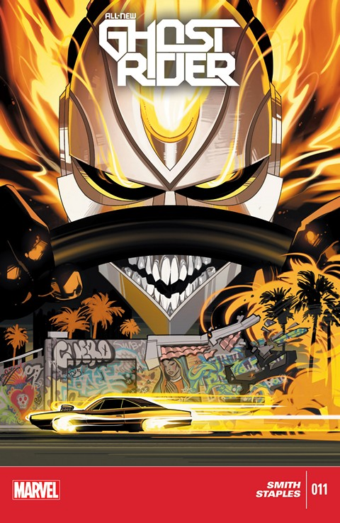 All-New Ghost Rider #11 Free Download
