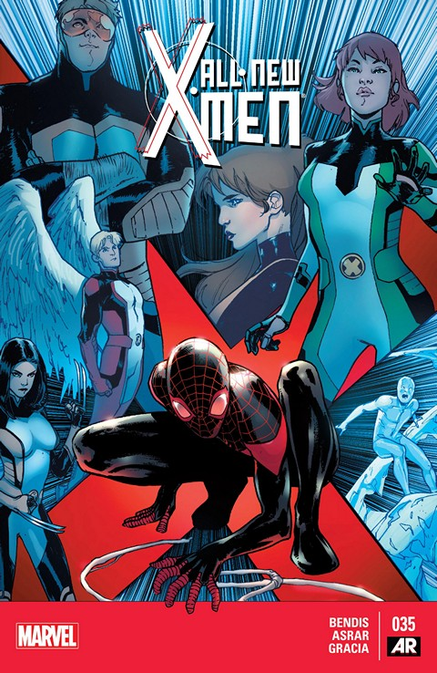 All-New X-Men #001-035 + Extras Free Download
