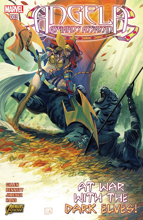 Angela Asgard's Assassin #3 Free Download